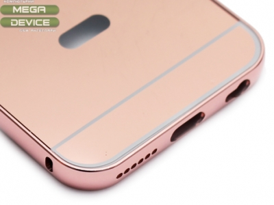 ГЛАНЦИРАН PVC ПРОТЕКТОР ЗА iPhone 6 4.7-inch - Copper