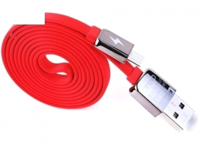 USB КАБЕЛ REMAX С micro USB - Red