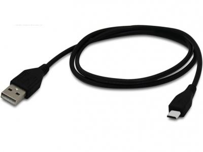 ЗАРЯДНО ЗА АВТОМОБИЛ С КАБЕЛ 12V 2.1A ЗА SONY XPERIA E4 / Dual SIM E2104 - Black
