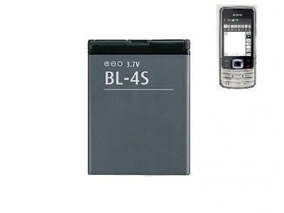 БАТЕРИЯ ЗА NOKIA 6208 (BL-4S)