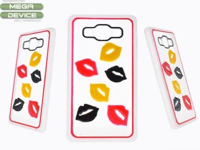 Силиконов гръб D5 за Samsung Galaxy A5 A500 (2015) Kiss