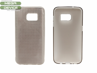 Калъф гръб Силикон - T63 Samsung Galaxy S7 G930 черен