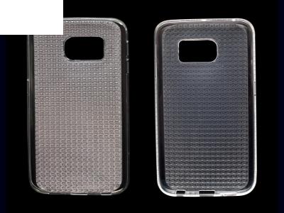 Калъф гръб Силикон - T63 Samsung Galaxy S6 EDGE 2015 G925 Прозрачен