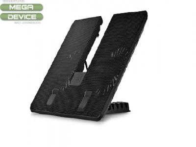 Охладител за лаптоп Notebook Cooler U-PAL 15.6' USB3.0 - черен