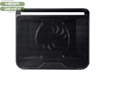 Охладител за лаптоп Notebook Cooler N280 15.6' - черен