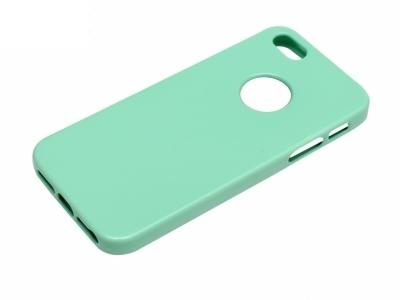 Силикон Jelly Mercury - iPhone 5 / 5S - Mint
