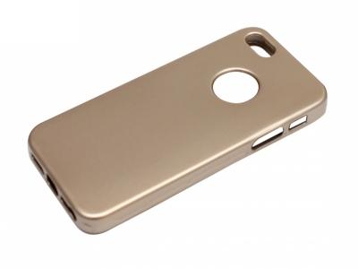 Силикон Jelly Mercury - iPhone 5 / 5S - Злато