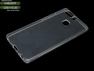 Силикон Jelly Mercury - Huawei P9 Прозрачен