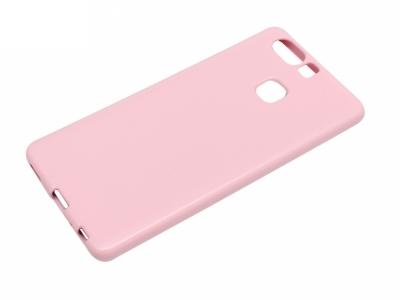 Силиконов гръб Jelly Mercury за Huawei P9 2016, Розов