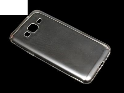 Силиконов гръб за Samsung Galaxy J3 2016 J320, Прозрачен