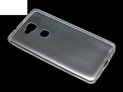 Силикон Ултра Слим - Huawei Honor 5x Прозрачен - релеф