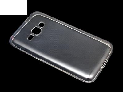 Силиконов гръб за Samsung Galaxy J1 2016 SM-J120F, Прозрачен