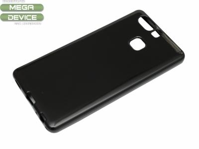 Силиконов гръб Jelly Mercury за Huawei P9 2016, Черен