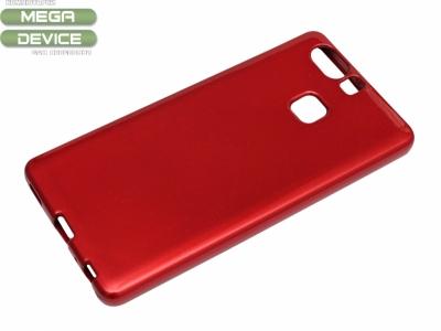 Силиконов гръб Jelly Mercury за Huawei P9 2016, Червен
