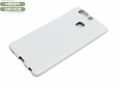 Силиконов гръб Jelly Mercury за Huawei P9 2016, Бял