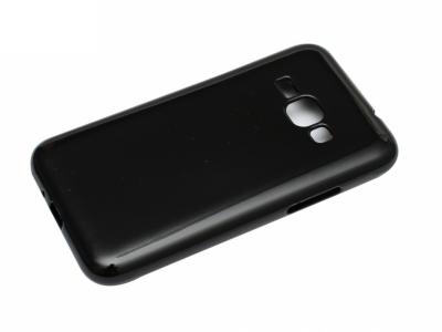Силикон Jelly Mercury - Samsung Galaxy J1 J120F (2016) Черен Мат