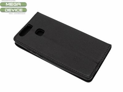 Тефтер странично отваряне - Smart Case Book Huawei P9 (EVA-L09) - Черен