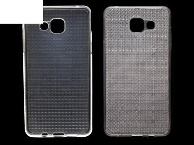 Силиконов гръб за Samsung Galaxy A5 2016 A510, Бял