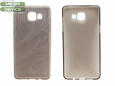 Силиконов гръб за Samsung Galaxy A5 2016 A510, Черен