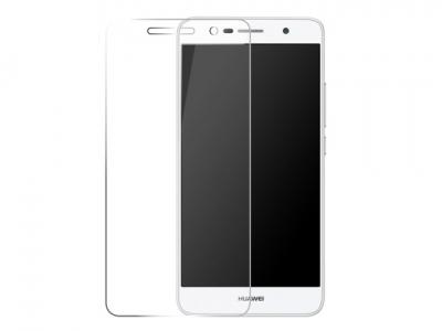 Стъклен удароустойчив скрийн протектор за Huawei Y6 Pro/ Enjoy 5