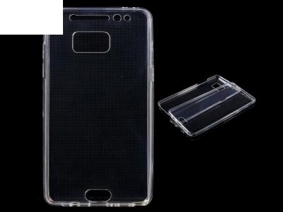 Преден и заден силиконов протектор за  Samsung Galaxy Note7 2016 N930, Прозрачен