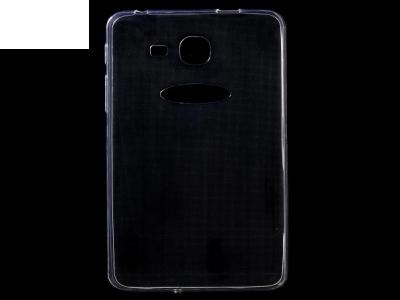 Ултра тънък силиконов протектор за Samsung Galaxy Tab A 7.0 (2016) T280 T285 - Прозрачен