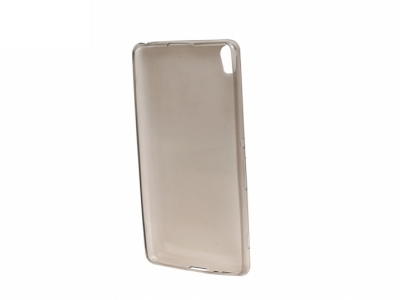 Силикон Ултра Слим - Sony Xperia XA Черен прозрачен