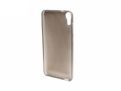 Силикон Ултра Слим - HTC Desire 825 Черен Прозрачен