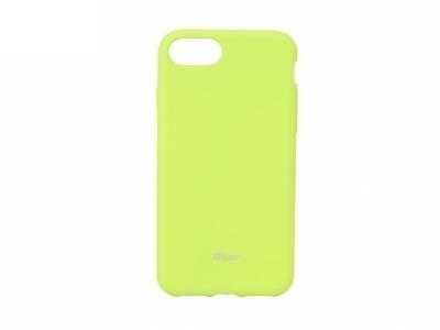 Силиконов гръб - Roar Colorful Jelly Case Iphone 7 Lime