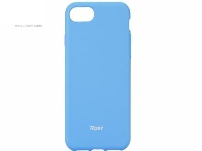 Силиконов гръб - Roar Colorful Jelly Case Iphone 7 Light Blue