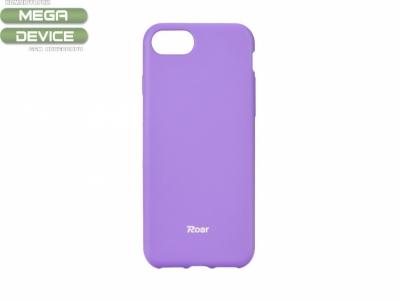 Силиконов гръб - Roar Colorful Jelly Case Iphone 7 Purple