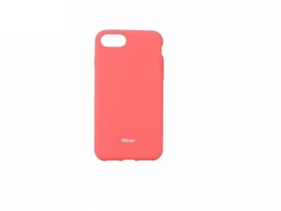 Силиконов гръб - Roar Colorful Jelly Case Iphone 7 Pink