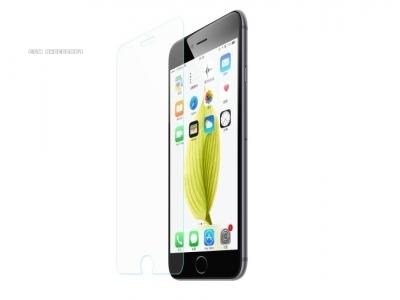 СТЪКЛЕН УДАРОУСТОЙЧИВ СКРИЙН ПРОТЕКТОР ЗА iPhone 7 Plus / 8 Plus BASEUS 0.2mm - Transparent