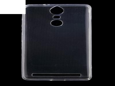 ПРОЗИРАЩ СИЛИКОНОВ ПРОТЕКТОР ЗА Lenovo K5 Note - Transparent