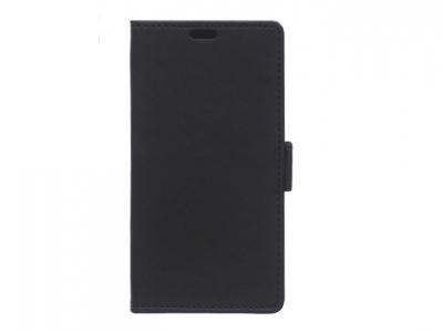 Калъф Тефтер Странично Отваряне ЗА Alcatel OneTouch Pop Up - Black