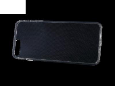 Ултра тънък силиконов протектор за iPhone  7 Plus /  8 Plus - Прозрачен