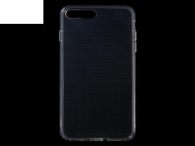 Ултра тънък силиконов протектор за iPhone 7 iPhone 7 Plus 5.5 inch - Прозрачен