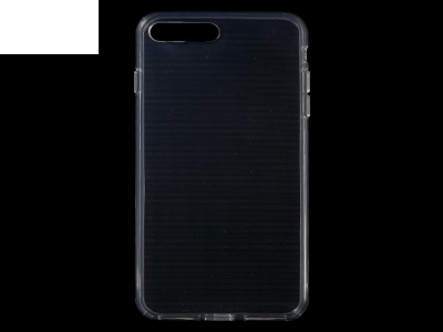 Smooth TPU Mobile Phone Case for iPhone  7 Plus /  8 Plus - Transparent