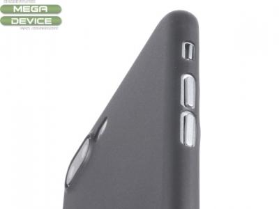 Ултра тънък  силиконов протектор за iPhone 7 Plus / 8 Plus - Черен