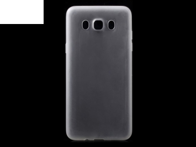Ултра тънък силиконов протектор за Samsung Galaxy J7 2016 SM-J710 - Прозрачен