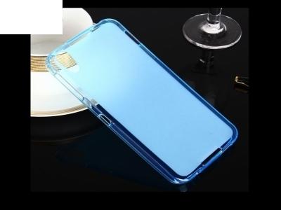 Силиконов калъф за Alcatel OneTouch Idol 4 - Blue
