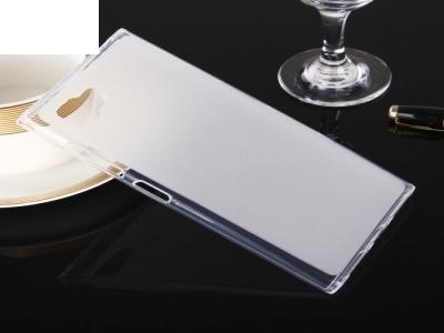 Силиконов калъф за  Lenovo Vibe Z2 - White