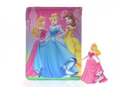 Калъф тефтер за таблет 437 - 7 Принцеси
