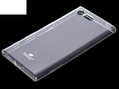 Силикон протектор за  SONY XPERIA X Прозрачен