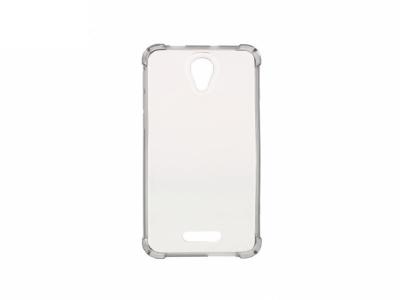 Силиконов калъф за Alcatel OneTouch Pop 4 Plus - Grey