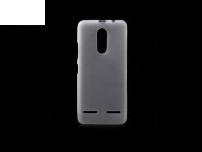 Силиконов калъф за Lenovo K6 - White