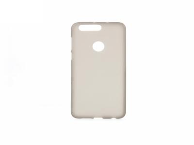Силиконов калъф за Huawei Honor 8 - Grey