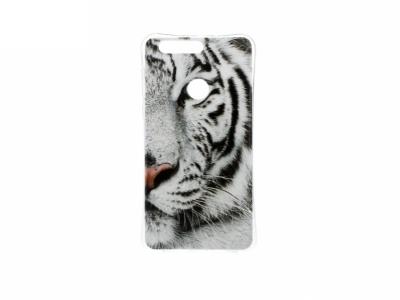 Силиконов калъф за Huawei Honor 8 - Tiger