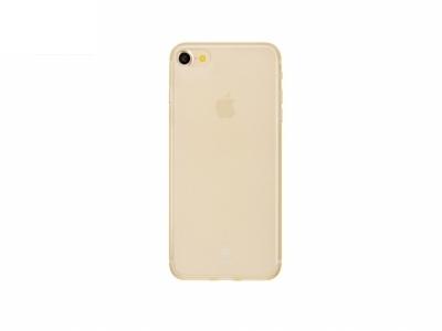 Силиконов калъф BASEUS  за iPhone 7 / 8 - Transparent Gold
