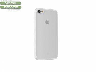 Силиконов калъф   BASEUS  за iPhone 7 / 8- Transparent White